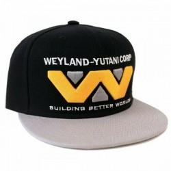 Alien Weyland Yutani Cap | Aliens Quadrilogy Snapback Caps