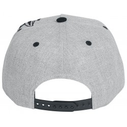 The Witcher Wolf Way Snapback Cap Kappe Basecap Baseballcap Mütze mit Bestickung By Sylt Brands