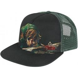 The Legend of Zelda Toon Link Trucker Cap | Nintendo Zelda Caps Kappen Baseball Caps Mützen