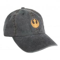 Star Wars Stan Wash Basecap  Rebel Alliance Baseballcaps Kappen Basecaps Snapbacks Mützen