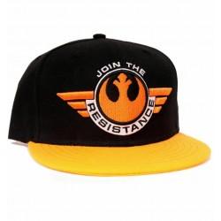 Rebel Alliance Resistance Cap | Star Wars Rebel Snapback Caps Kappen Basecaps Mützen Hats