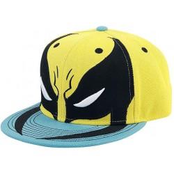 Wolverine X-Men Cap | Original Herren Marvel Snapback Caps