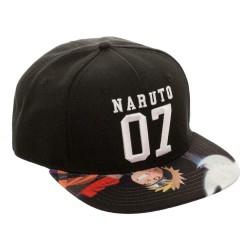 Naruto Uzumaki 07 Cap | Shippuden Next Generations Snapback Caps
