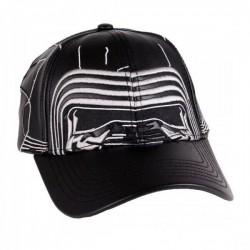 Kylo Ren Mask Cap | Star Wars Last Kylo Ren Basecaps Kappen Baseball Caps Mützen