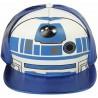 Star Wars Droid R2-D2 Disney Snapback Cap Kappe Baseballcap Basecap Mütze Hat By Sylt Brands