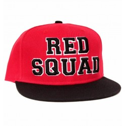 Red Squad Cap | Star Wars Rebel Alliance Disney Snapback Caps Kappen Basecaps Mützen