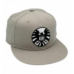 Captain Marvel Snapback Cap | PandaCos Lizenz Baseballcaps