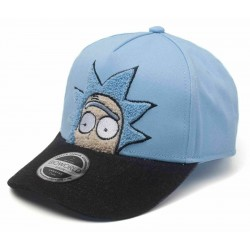 Rick and Morty Cap | Mini Tiny Rick Sanchez Caps