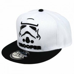 Stormtrooper Empire Caps | Star Wars Enlist Now Galactic Snapback Kappen