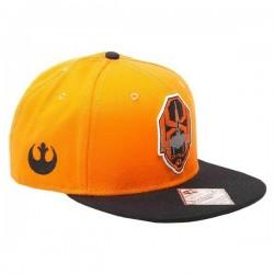 X-Wing Fighter Snapback | Star Wars Rebel Alliance Snapback Caps Kappen Basecaps Mützen
