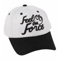 Fell The Force Cap  Star Wars Baseballcaps Snapback Caps Kappen Basecaps Mützen