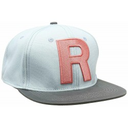 Rocket Team Cap | Pokemon Nintendo Snapback Caps