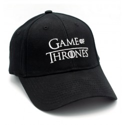 Game of Thrones Basecap | House of Thrones schwarze Baseball Caps Kappen