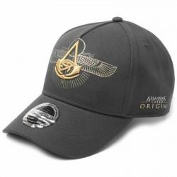 Assassins Creed Baseball Cap - Schwarz | UBISOFT Originale ASSASSINS Basecaps Snapbacks Mützen Hats