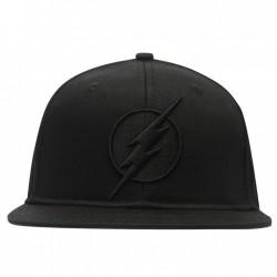 The Flash DC Comics Snapback Cap Kappe Baseballcap mit 3D Bestickung By Sylt Brands