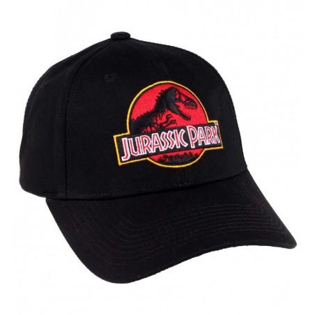 Jurassic Park Black Caps   Originale Spielberg Jurassic Park Baseball Cap