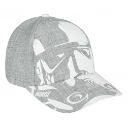 Stormtrooper Kinder Caps | Star Wars Galactic Empire Kinder Snapback Cap