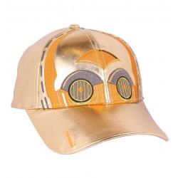 C-3PO Droid Cap | Lizenzierte Star Wars Baseball Caps
