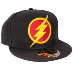 The Flash Big Logo Cap | DC Comics Flash Snapback Caps Kappen Mützen Basecaps Hats