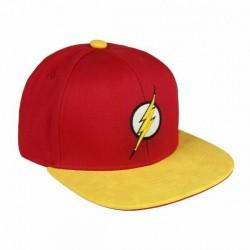 The Flash Snapback Cap | DC Comics Flash Baseball Caps Kappen Mützen Basecaps Hats