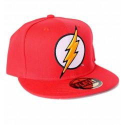 The Flash Red Cap | DC Comics Flash Snapback Caps Kappen Mützen Basecaps Hats