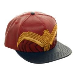 Wonder Woman Cosplay Cap | DC Comics Baseball Caps Snapbacks Kappen Mützen