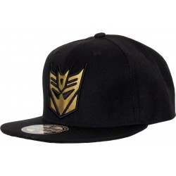 Megatron Transformers Cap | Original Transformers Herren Snapback Caps Kappen