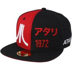 Atari 1972 Snapback Cap | Lizenzierte ATARI Home Computer Snapback Caps Kappen Mützen Hats