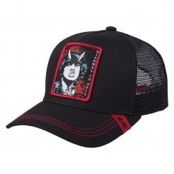 AC/DC Highway to Hell Trucker Cap | Lizenzierte AC-DC Snapback Caps Kappen Mützen Hats