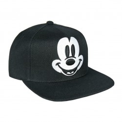 Mickey Mouse Black Cap | WANTED! - Disney Mickey Raritäten