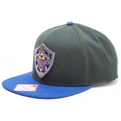Zelda Metall Hylian Schild Cap | USA Original Import Snapbacks