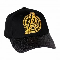 Avengers Cap | Gold Edition Marvel Comics Basseball Caps