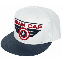 Civil War Team Cap | Marvel Avengers Rarität Snapback Caps