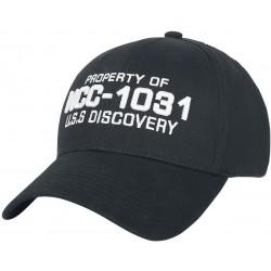 Star Trek Discovery Cap | U.S.S Discovery NCC-1031 Baseball Caps