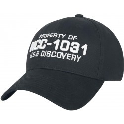 U.S.S Discovery NCC-1031 Cap | Star Trek Discovery Baseball Caps Kappen