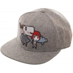 The Ancient Maguss Cap | Bride Bobblehead Snapback Caps