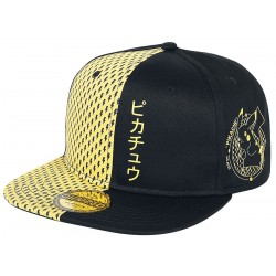 Pokemon Gaming Cap | Japan Import Pikachu Snapback
