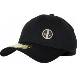 Deadpool Metal Logo Cap | Marvel Deadpool Unikate Baseball Caps