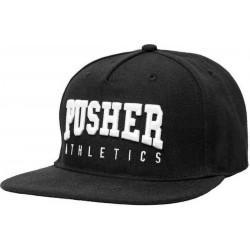 Pusher Snapback Cap | PUSHER Athletics Sport Baseball Caps Kappen Mützen