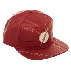 Flash Rebith DC Comics Cap | Limitierte Snapback Kappe 3D Metal Logo