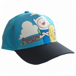 Chibi Finn & Jake Cap | Adventure Time WANTED! - Caps Raritäten & Unikate