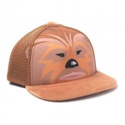 Chewbacca Kids Trucker Cap | Original Star Wars Kinder Snapback Caps Kappen