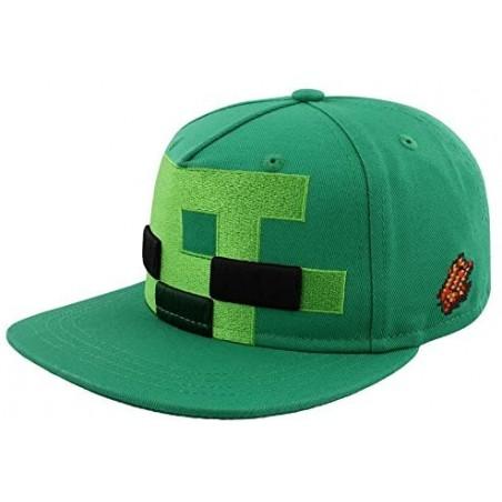 Minecraft Zombie Head Cap | Zertifizierte Minecraft Snapback aus USA