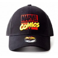Marvel Logo Basecaps | Offizielle MARVEL UNIVERSE Retro Baseball Cap