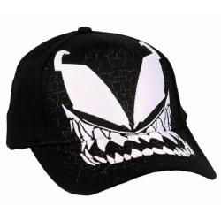 Venom Kletus Casady Caps | Marvel Spider-Man Baseball Cap