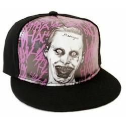 Jared Leto Joker Caps | Originale DC Comics Snapback Cap Rarität