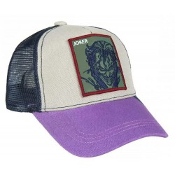 Joker Trucker Cap | Kultiger DC Comics Joker Baseball Caps Kappen Snapbacks Mützen