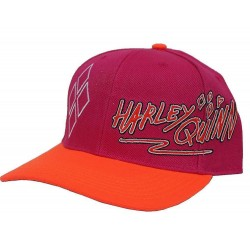 Harley Quinn Caps | DC Suicide Squad Harley Snapback Cap