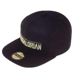 The Mandalorian Cap | Star Wars Mandalorian Silhouette Snapback Caps Kappen Mützen