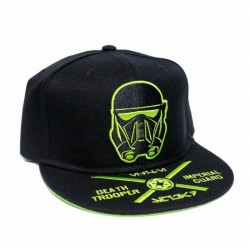 Death Trooper Caps | Star Wars Rogue One Imperial Guard Snapback Cap